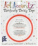 Terrifically Tacky Tape 1/8""