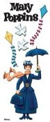 Mary Poppins Touch of Jolees 3D stickers
