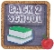 Karen Foster Lil Stack 3-D School Sticker