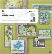 BasicGrey Marjolaine Greeting Card Kit