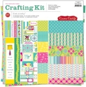 Cosmo Cricket DeLovely Paper Crafting Kit