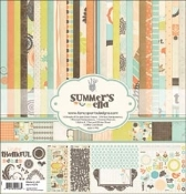 Fancy Pants Summer's End Paper Kit 12X12